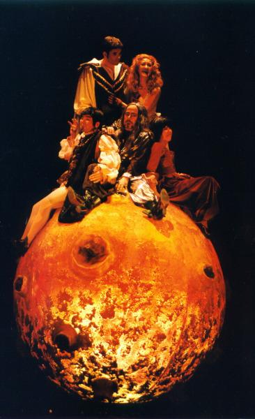 1999 Planeta humo (Trilogía para niños y niñas)