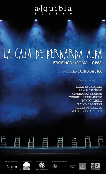 2011 La casa de Bernarda Alba
