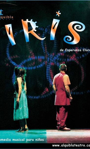 2002 Iris (Para niños y niñas)