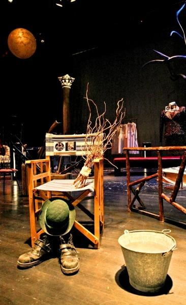 2009 Instalación. 25 años de Alquibla Teatro