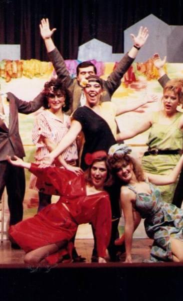 1986 ¡¡¡Ochentamanía!!!